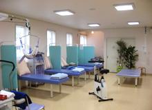 リハビリテーションルーム